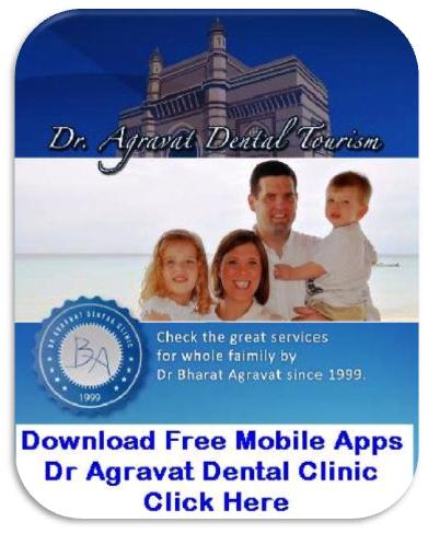 Dr Agravat Best Dental Clinic India Mobile Apps free download on Google Play Store Click Image.